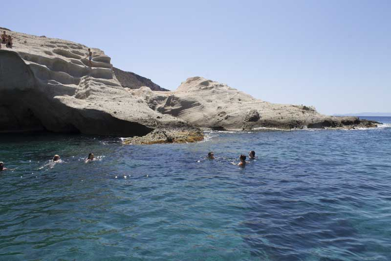 sparos daily cruises private cruises boat day trip paros island gallery 28